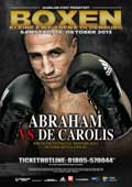 Arthur Abraham vs Giovanni De Carolis - full fight Video 2013-10-26