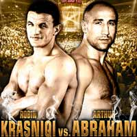 Arthur Abraham vs Robin Krasniqi - full fight Video 2017 result