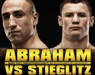 Arthur Abraham vs Stieglitz 4 - full fight Video 2015 Wbo