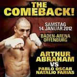 Arthur Abraham vs Farias - full fight Video pelea AllTheBest Videos