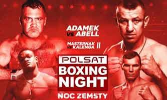 Mateusz Masternak vs Kalenga 2 full fight Video 2018 walka