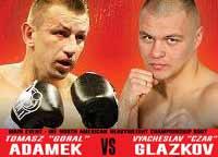 Tomasz Adamek vs Vyacheslav Glazkov - full fight Video 2014-03-15