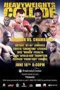 Video - Tomasz Adamek vs Eddie Chambers - full fight video