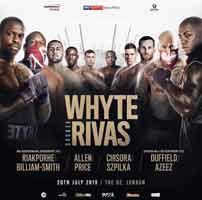 Dereck Chisora vs Artur Szpilka full fight Video 2019