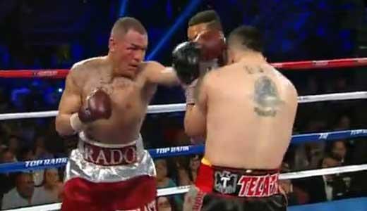 Brandon Rios vs Mike Alvarado 2 - full fight Video pelea WBO 2013