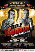 Eleider Alvarez vs Ryno Liebenberg - full fight Video 2014 result