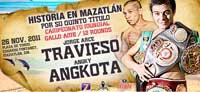 Jorge Arce vs Angky Angkota 2 - full fight Video pelea