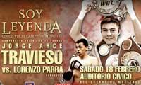 Jorge Arce vs Lorenzo Parra 2 - full fight Video pelea completa 2012