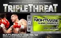 Chris Arreola vs Eric Molina - full fight Video AllTheBest Videos