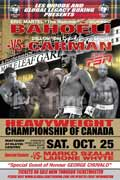 Eric Martel Bahoeli vs Dillon Carman - full fight Video 2014