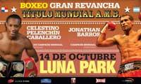 Barros vs Caballero 2 - full fight Video pelea, AllTheBest Videos