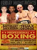 Rances Barthelemy vs Fahsai Sakkreerin - full fight Video pelea 2013