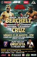 David Sanchez vs Juan Kantun - full fight Video pelea 2013