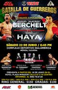 Silverio Ortiz vs Jesus Gurrola - full fight Video pelea 2013