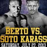 Andre Berto vs Jesus Soto Karass - full fight Video pelea 2013