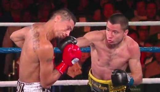 Rustam Nugaev vs Jose Hernandez - full fight Video pelea 2013