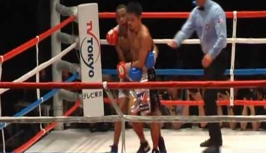 Liborio Solis vs Kohei Kono - full fight Video pelea 2013 WBA