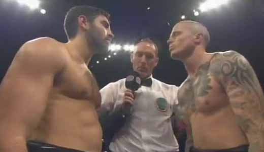 Frank Buglioni vs Lee Markham - full fight Video 2015 result