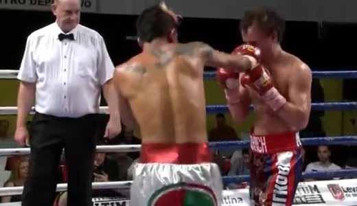 Evgeny Gradovich vs Jesus Galicia - full fight Video 2016 pelea