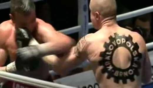 Lukas Konecny vs Salim Larbi - full fight Video AllTheBest Videos