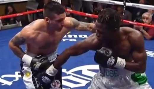 Lucas Martin Matthysse vs Ajose Olusegun - full fight Video WBC title