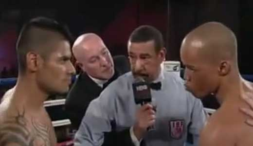 Argenis Mendez vs Juan Carlos Salgado 2 - full fight Video pelea IBF