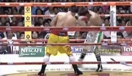 Yota Sato vs Srisaket Sor Rungvisai - full fight Video WBC 2013