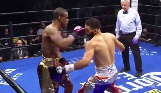Edwin Rodriguez vs Michael Seals - full fight Video 2015 result