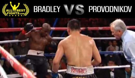 Timothy Bradley vs Ruslan Provodnikov - full fight Video WBO 2013