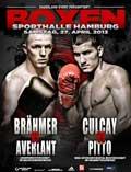 Jack Culcay vs Guido Nicolas Pitto - full fight Video 2013