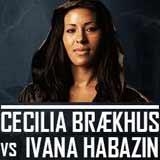 Cecilia Braekhus vs Ivana Habazin - full fight Video 2014 result