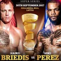 Mairis Briedis vs Mike Perez - full fight Video 2017 WBC