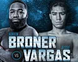 Adrien Broner vs Jessie Vargas full fight Video 2018