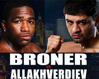 Adrien Broner vs Allakhverdiev - full fight Video 2015 WBA