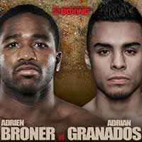 Adrien Broner vs Adrian Granados - full fight Video 2017