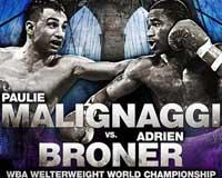 Adrien Broner vs Paul Malignaggi - full fight Video pelea WBA 2013