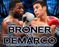 Adrien Broner vs Antonio DeMarco - full fight Video pelea WBC