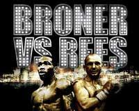 Adrien Broner vs Gavin Rees - full fight Video WBC title