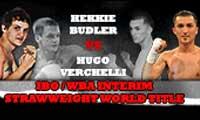 Hekkie Budler vs Hugo Verchelli - full fight Video pelea 2013 WBA