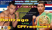 Carlos Buitrago vs Knockout CP Freshmart full fight Video 2014
