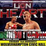 Leonard Bundu vs Frankie Gavin - full fight Video 2014 result