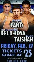 Pablo Cesar Cano vs Juan Carlos Abreu - full fight Video 2015