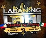 John Riel Casimero vs Felipe Salguero - full fight Video pelea 2013