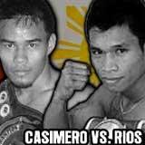 John Riel Casimero vs Luis Alberto Rios - full fight Video pelea IBF
