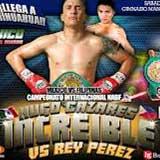 Hugo Fidel Cazares vs Rey Perez - full fight Video pelea 2013