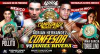 Luis Ceja vs Saul Juarez - full fight Video pelea 2014-02-08