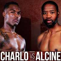 Jermell Charlo vs Joachim Alcine - full fight Video 2015 result