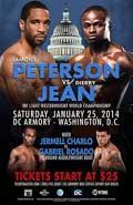 Jermell Charlo vs Gabriel Rosado - full fight Video 2014-01-25