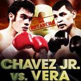 Julio Cesar Chavez Jr vs Brian Vera 2 - fight Video pelea 2014-03-01