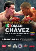 Omar Chavez vs Charlie Navarro - full fight Video pelea 2013